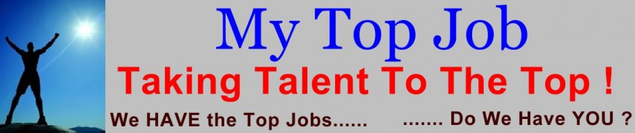 Top Jobs, Top Talents, Top Companies !